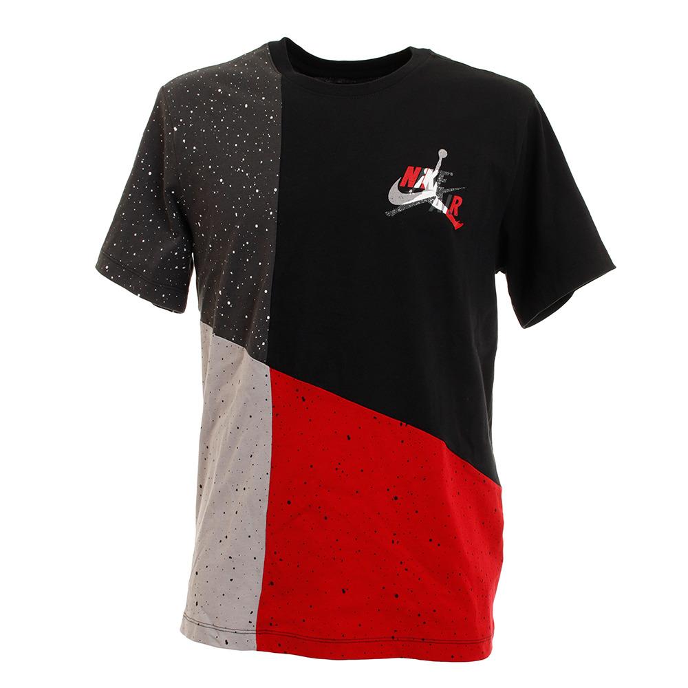 ジョーダンジャンプマン クラシックス マッシュアップ Tシャツ CU4561-010